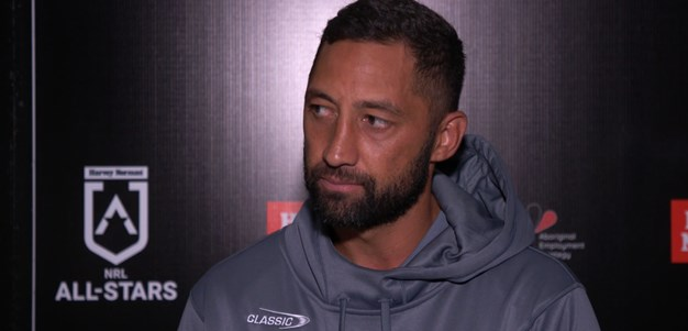 Benji reveals brotherly spray in special Maori debut