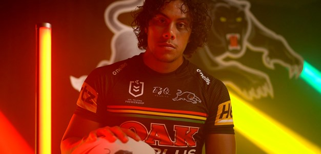 Luai's a legit star: Fast feet, quick hands