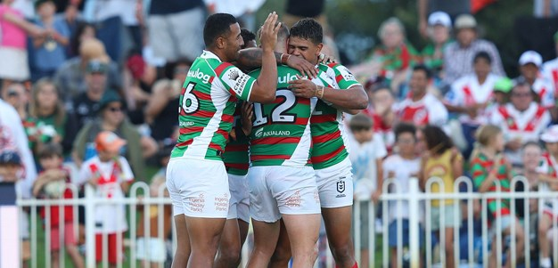 Match Highlights: Dragons v Rabbitohs