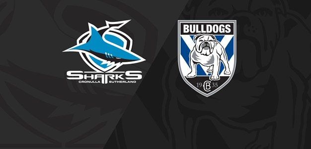 Full Match Replay: Sharks v Bulldogs - Round 3, 2021