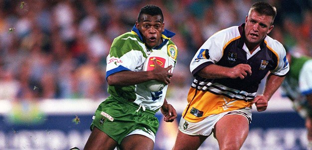 Round 1 flashback: Raiders v Broncos, 1999