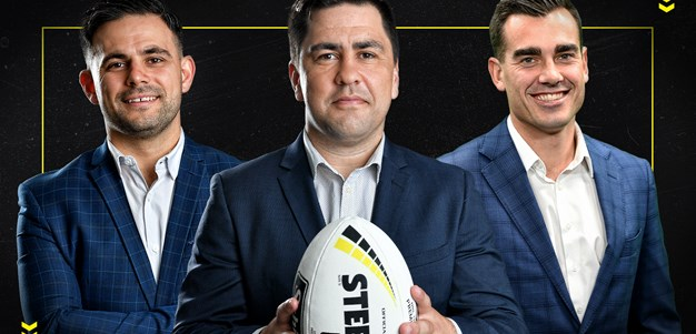 Episode 1 - Footy returns for 2021
