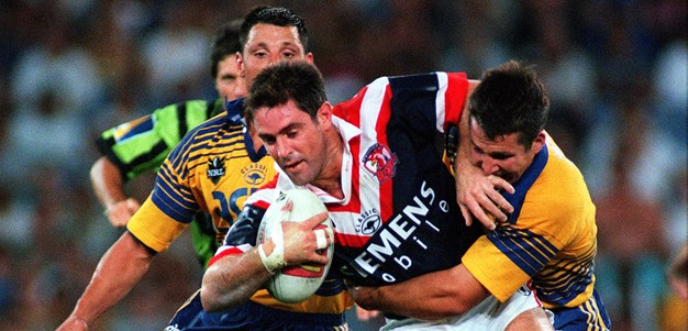 Round 1 flashback: Roosters v Eels, 2000