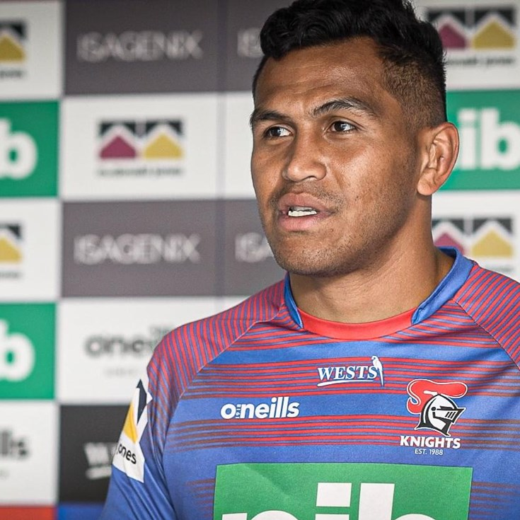 Saifiti shocked by captaincy role