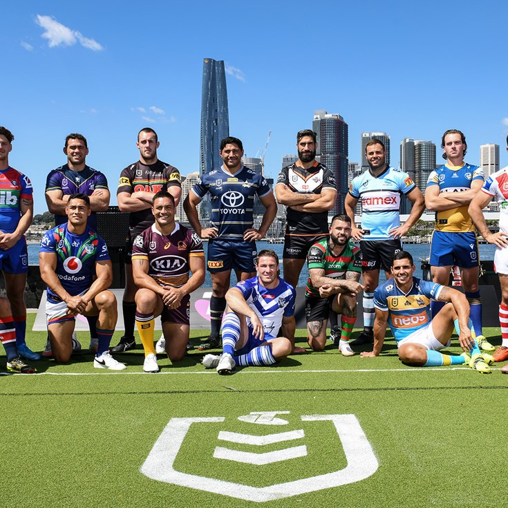 NRL launches into new era