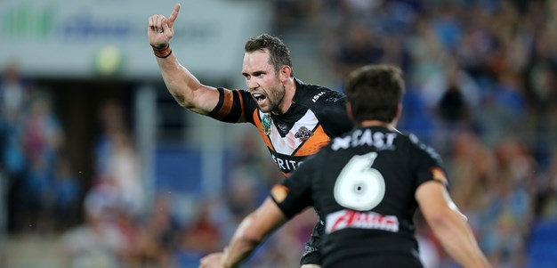 Round 1 flashback: Titans v Wests Tigers, 2015