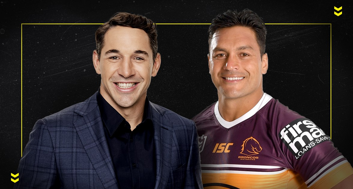 Episode 2 - Billy Slater and Alex Glenn