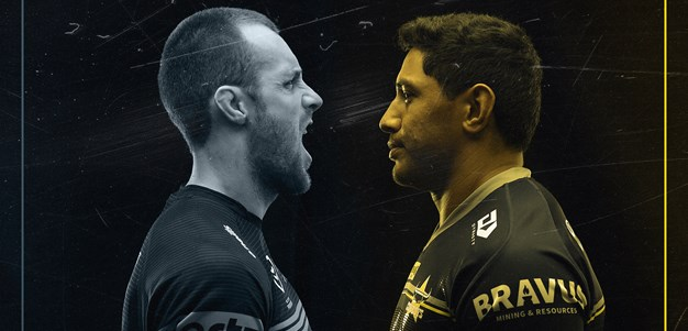 Round 1 hype - Panthers v Cowboys