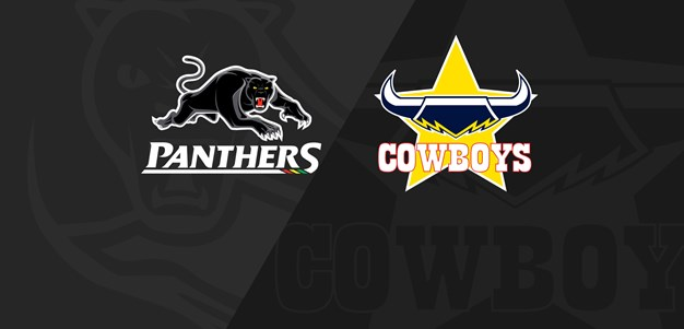 Full Match Replay: Panthers v Cowboys - Round 1, 2021