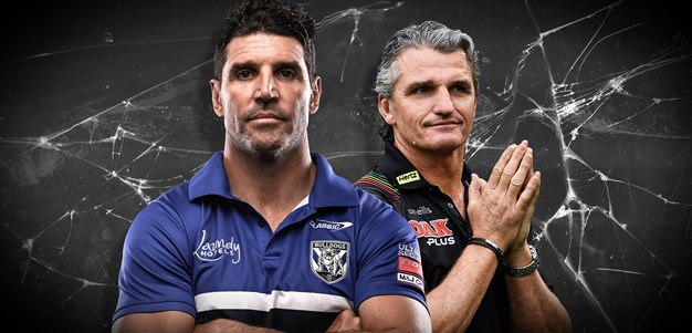 Barrett v Cleary: Bulldogs' new boss takes on old club