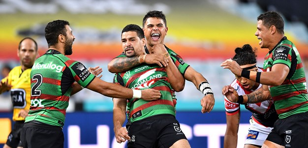 Match Highlights: Rabbitohs v Roosters