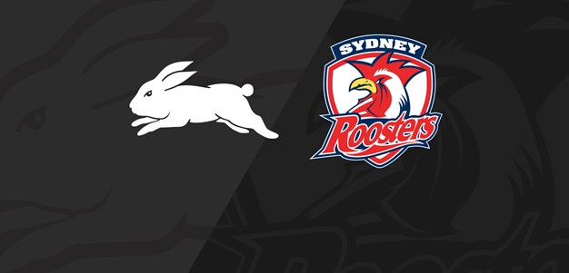 Full Match Replay: Rabbitohs v Roosters - Round 3, 2021