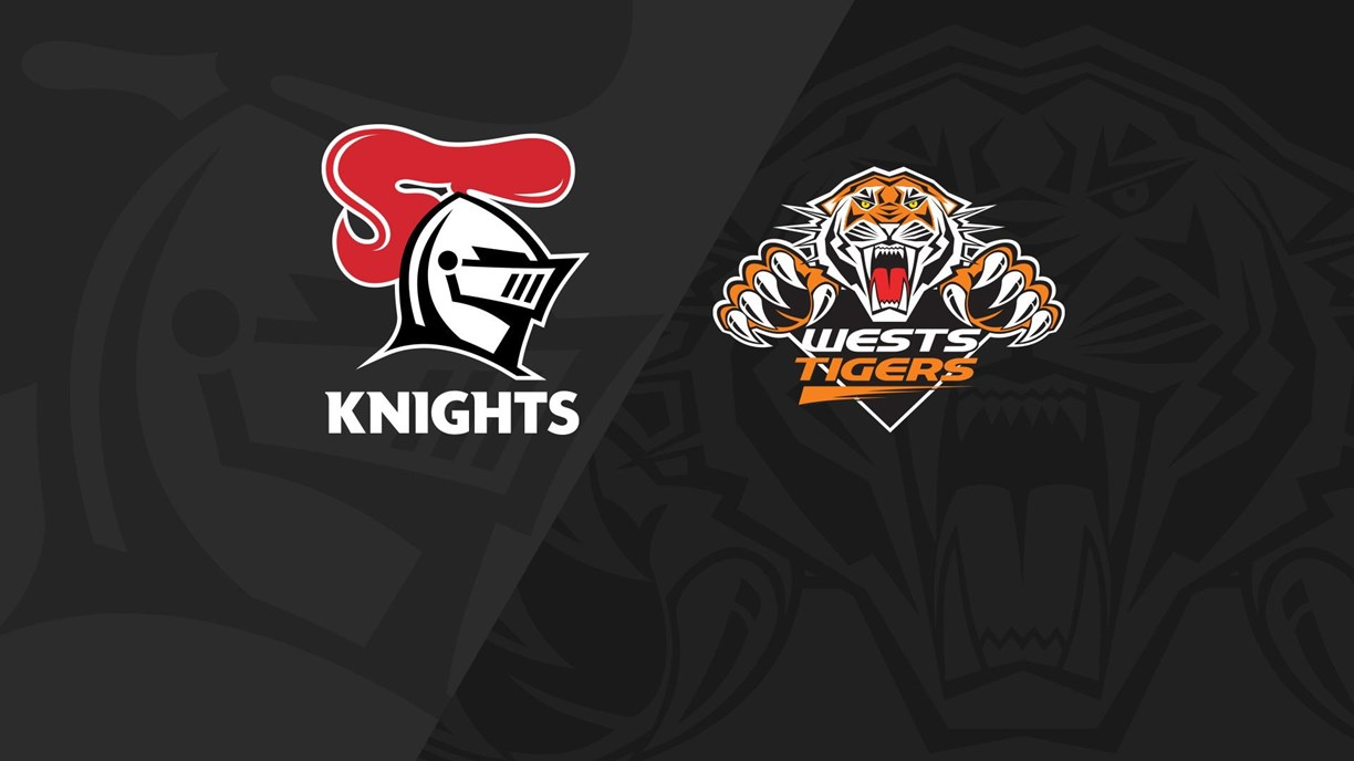 Full Match Replay: Knights v Wests Tigers - Round 3, 2021
