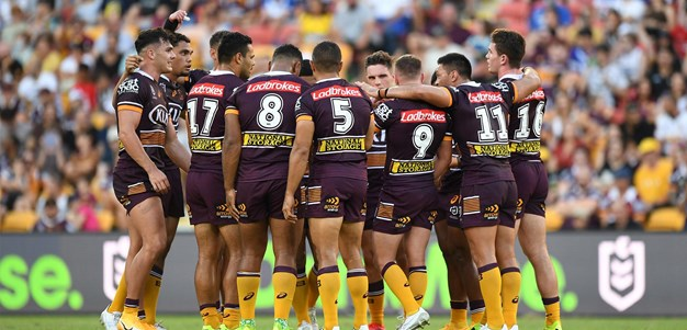 Broncos relocate from Brisbane after COVID-19 lockdown