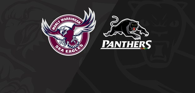 Full Match Replay: Sea Eagles v Panthers - Round 4, 2021