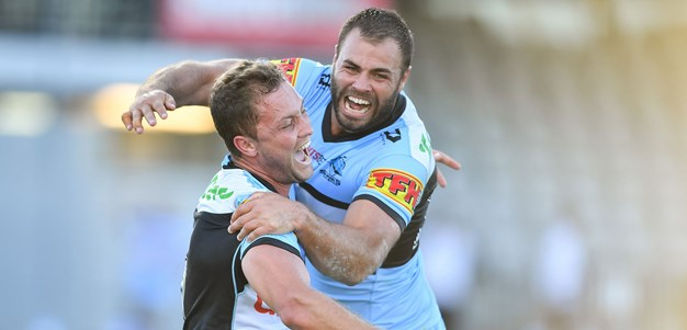 Match Highlights: Sharks v Cowboys