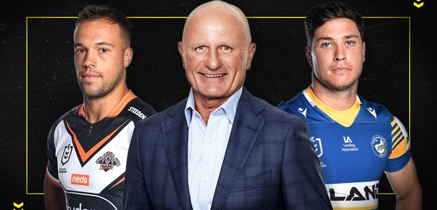 Episode 6 - Eels/Wests Tigers post-game, plus Peter Sterling