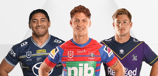 Round 5 - Ponga and Taumalolo return, Grant in Storm 21