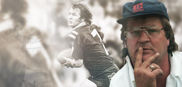 Remembering Raudonikis: Tommy's time in rugby league