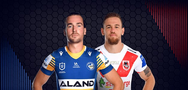 Eels v Dragons - Round 5