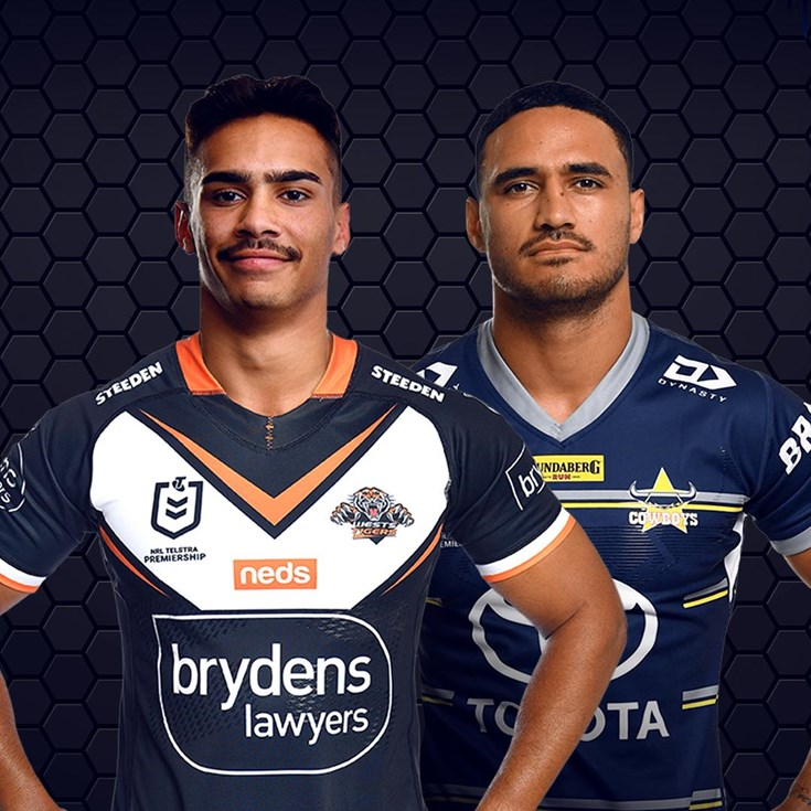 Wests Tigers v Cowboys - Round 5