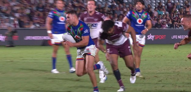 O'Sullivan fools the Manly defence