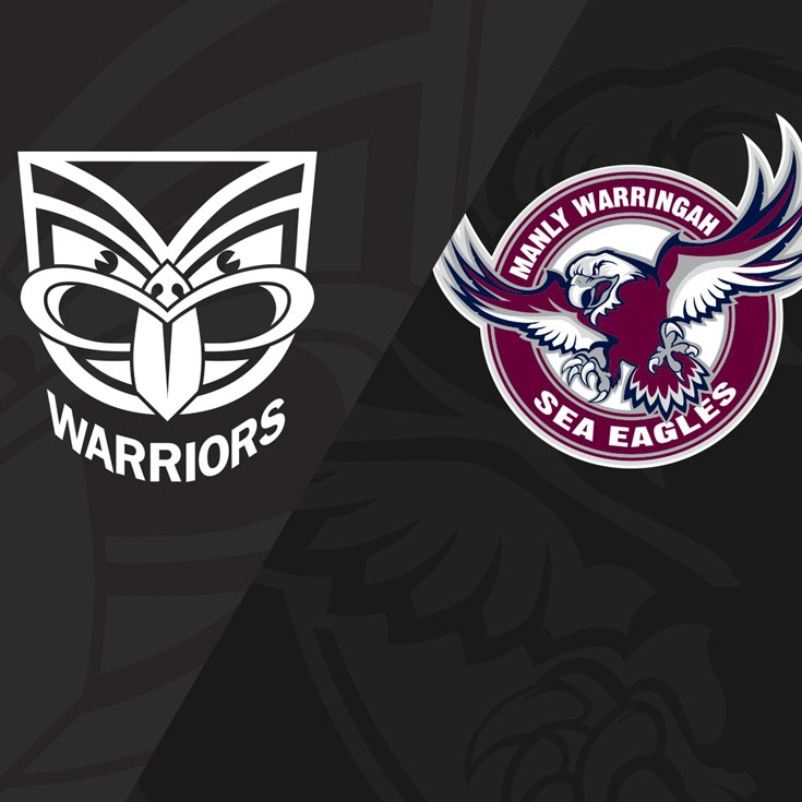 Full Match Replay: Warriors v Sea Eagles - Round 5, 2021