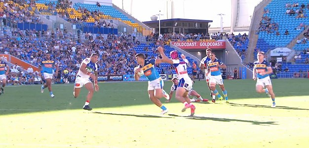 Fifita marauding his way to a second