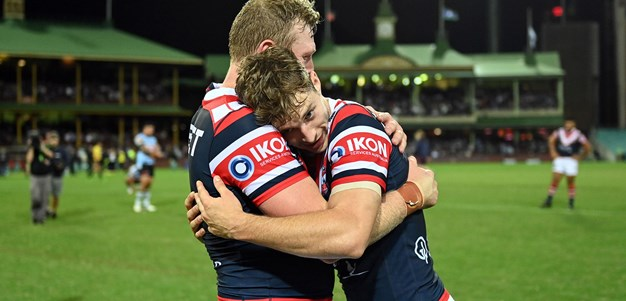 Walker weaves his magic to get Roosters home