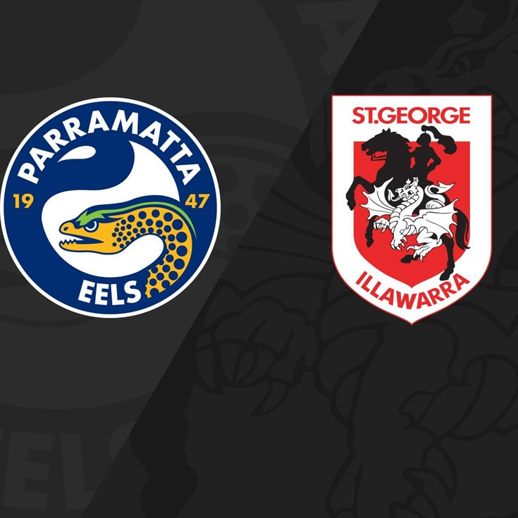 Full Match Replay: Eels v Dragons - Round 5, 2021