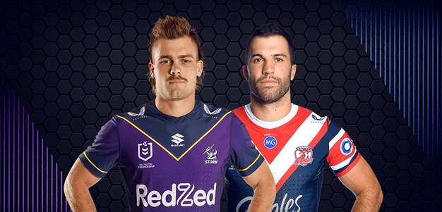 Storm v Roosters - Round 6