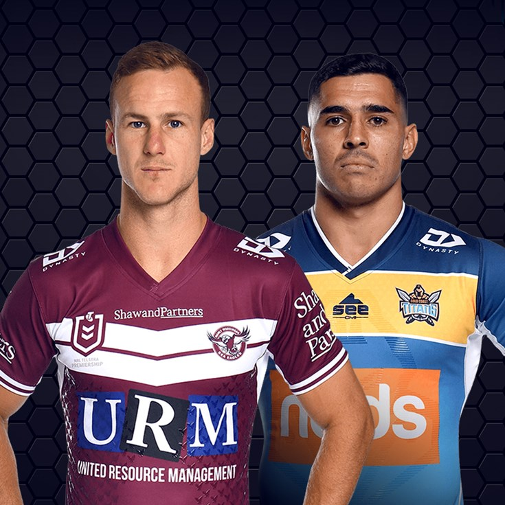 Sea Eagles v Titans - Round 6