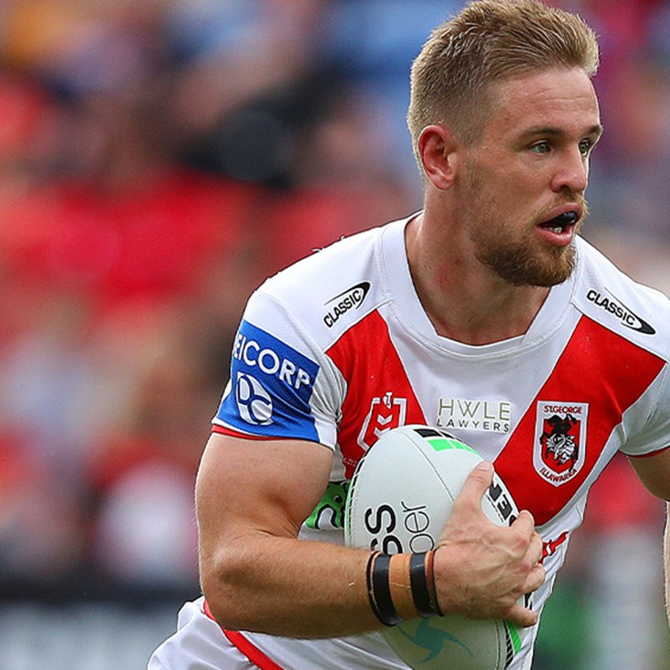 Dufty: We are playing for each other