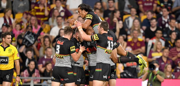 Match Highlights: Broncos v Panthers