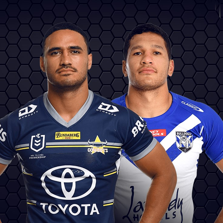 Cowboys v Bulldogs - Round 6