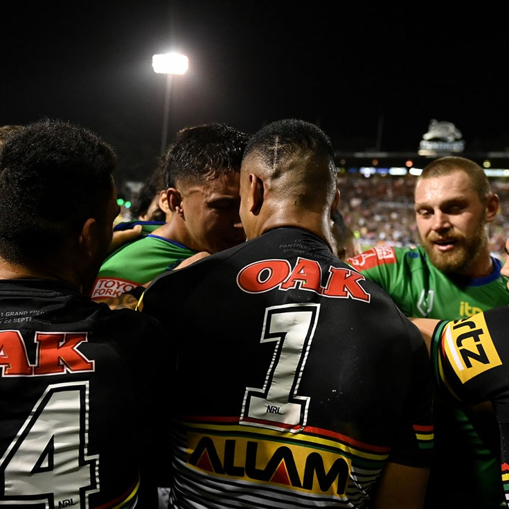 Stuart stands by Raiders over Panthers melee