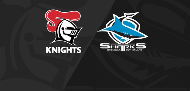 Full Match Replay: Knights v Sharks - Round 6, 2021