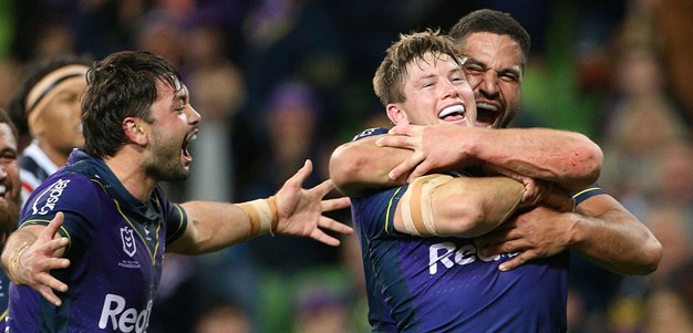 Match Highlights: Storm v Roosters