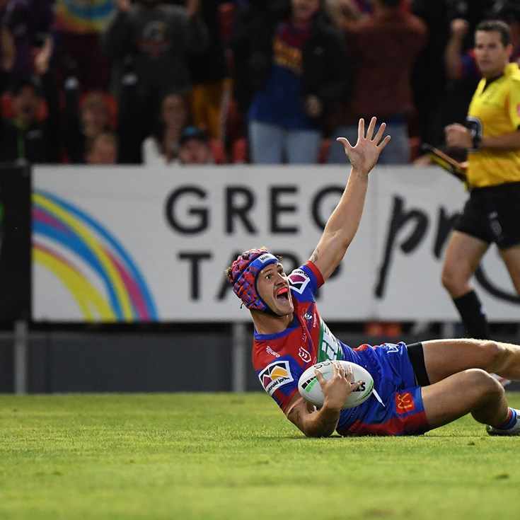 Beware the sick sportsman: Kalyn Ponga edition