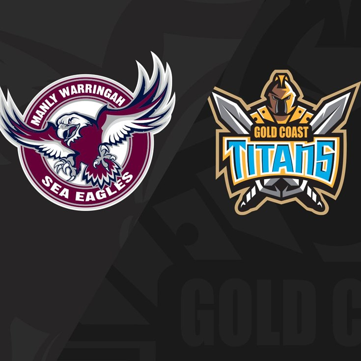 Full Match Replay: Sea Eagles v Titans - Round 6, 2021