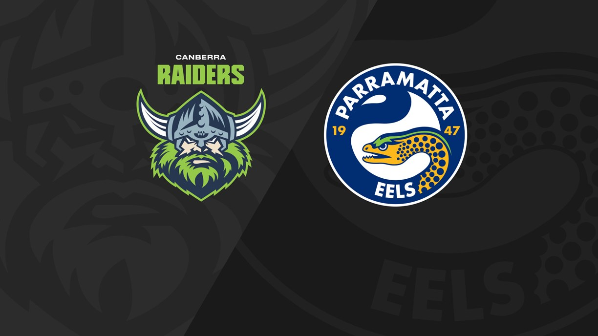 Full Match Replay: Raiders v Eels - Round 6, 2021