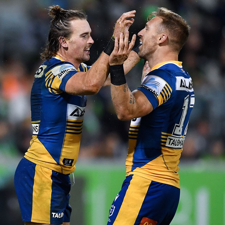 Extended Highlights: Raiders v Eels