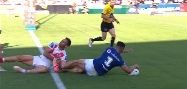 Tuivasa-Sheck lifts for his team