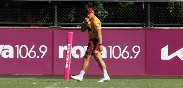 Staggs hits full speed as renewed hope begins to show at Brisbane