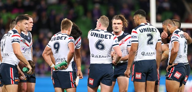 Roosters challenged with fresh injury blow
