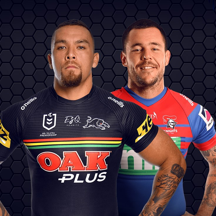 Panthers v Knights - Round 7