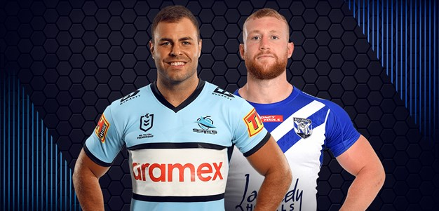 Sharks v Bulldogs - Round 7