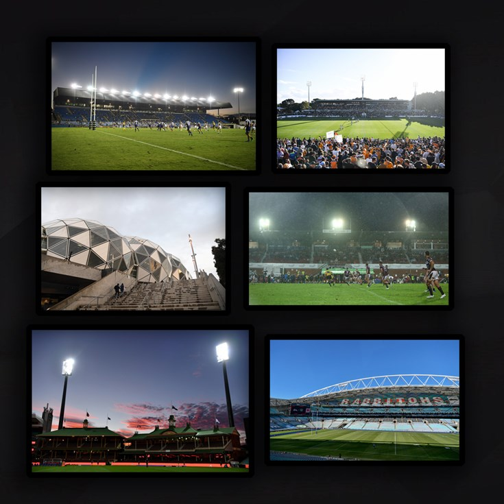 Which ground do you dislike playing at the most?