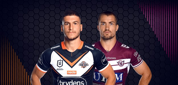 Wests Tigers v Sea Eagles - Round 7