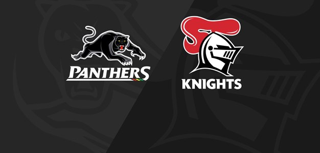 Full Match Replay: Panthers v Knights - Round 7, 2021